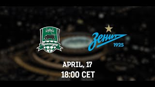 FC Krasnodar vs Zenit. A Big Game! | RPL 2020/21