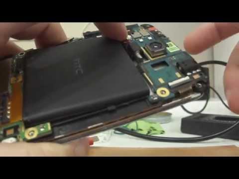 Не работает кнопка включения HTC Sensation XL. Восстанавливаем. / HTC Sensation XL Restore.