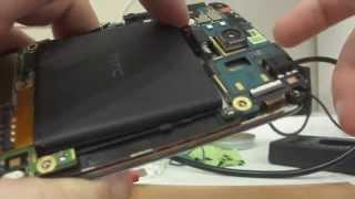 Не работает кнопка включения HTC Sensation XL. Восстанавливаем. / HTC Sensation XL Restore.(Принесли телефон HTC Sensation XL с неработающей кнопкой включения. Как оказалось, был поврежден шлейф идущий..., 2015-04-06T19:47:26.000Z)