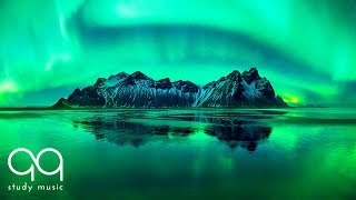 Aurora Borealis & Northern Lights Music  Ambient Sounds and Relaxing Music