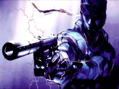 Metal Gear Solid Encounter Theme 10 Hours