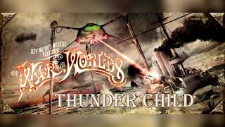Watch Jeff Wayne Thunder Child video