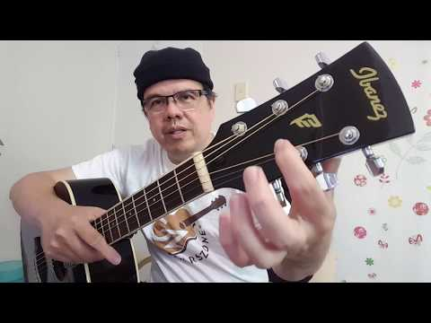 Ibanez PF15 Demo - Amazing Grace Fingerstyle Guitar Cover