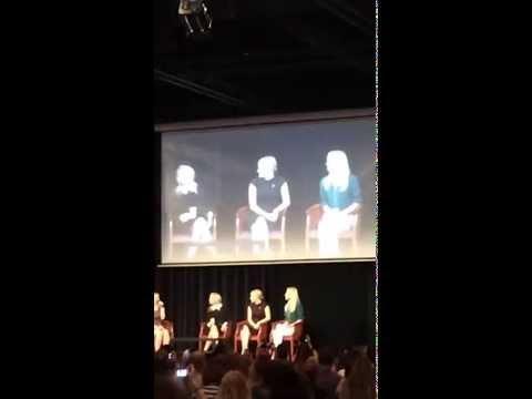 Jennifer Morrison - Georgina Haig - Victoria Smurfit Panel FAIRY TALES III