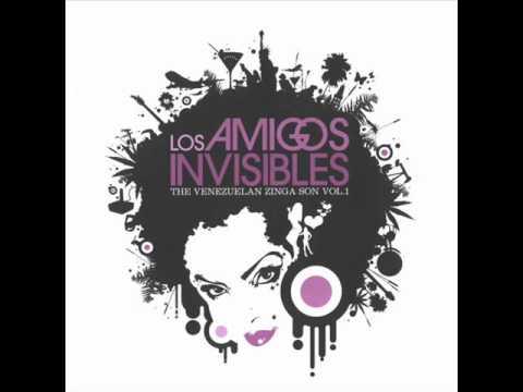 Los Amigos Invisibles  Esto Es Lo Que Hay Reggaeton Remix