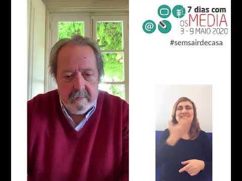 Pachedo Pereira -  Voz da Iniciativa 7 dias com os media 2020#semsairdecasa