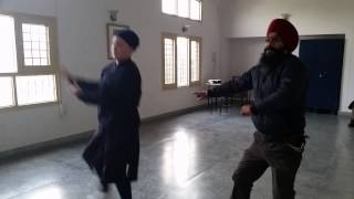 Bhangara Dance at MPA