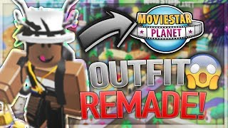🤔➡️RECREATING MY ROBLOX OUTFITS ON MSP! *OMG*😱