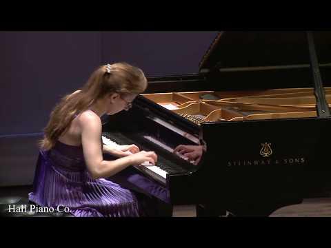 2014 Marianna Prjevalskaya Semifinal Round 1 (Schumann - Sonata in F-sharp Minor, Op.11)