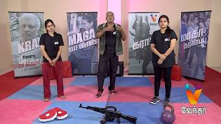 KRAV MAGA | Self Defence 24-07-2017 Putham Puthu Kaalai Vendhar tv Show – Episode 1058