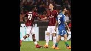 AC Milan get one-season Europe ban over Financial Fair Play regulations