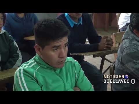 Jóvenes se gradúan de técnicos con Beca Quellaveco