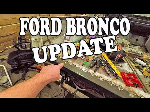 Ford BRONCO Update