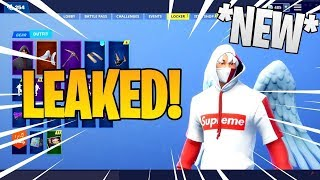 "* NEW * ""Supreme &"" Off White ICONIC Skin (Fortnite Battle Royale)"