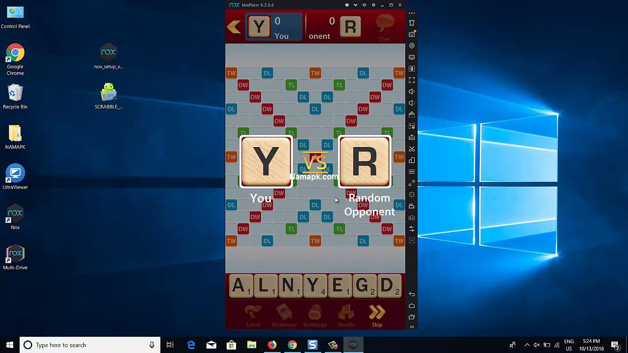 How To Play SCRABBLE On PC (Windows 10/8/7)