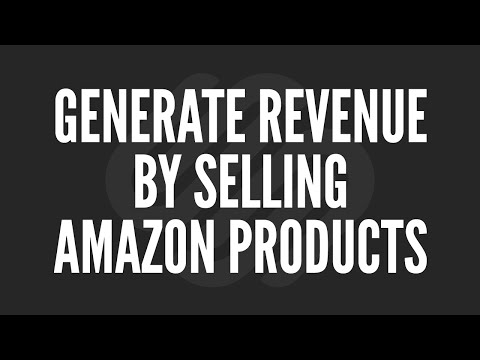 Squarespace Tutorial: Generate Revenue by Selling Amazon Products