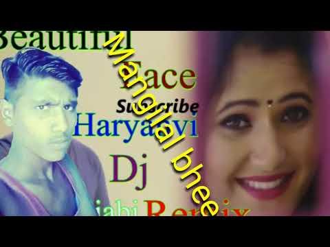 DJ Haryanvi Song Tera Beautiful Face Ne Dikade Akbar