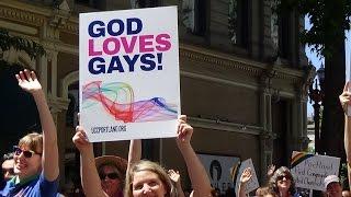 PDX (Portland, Oregon) Pride parade 2015