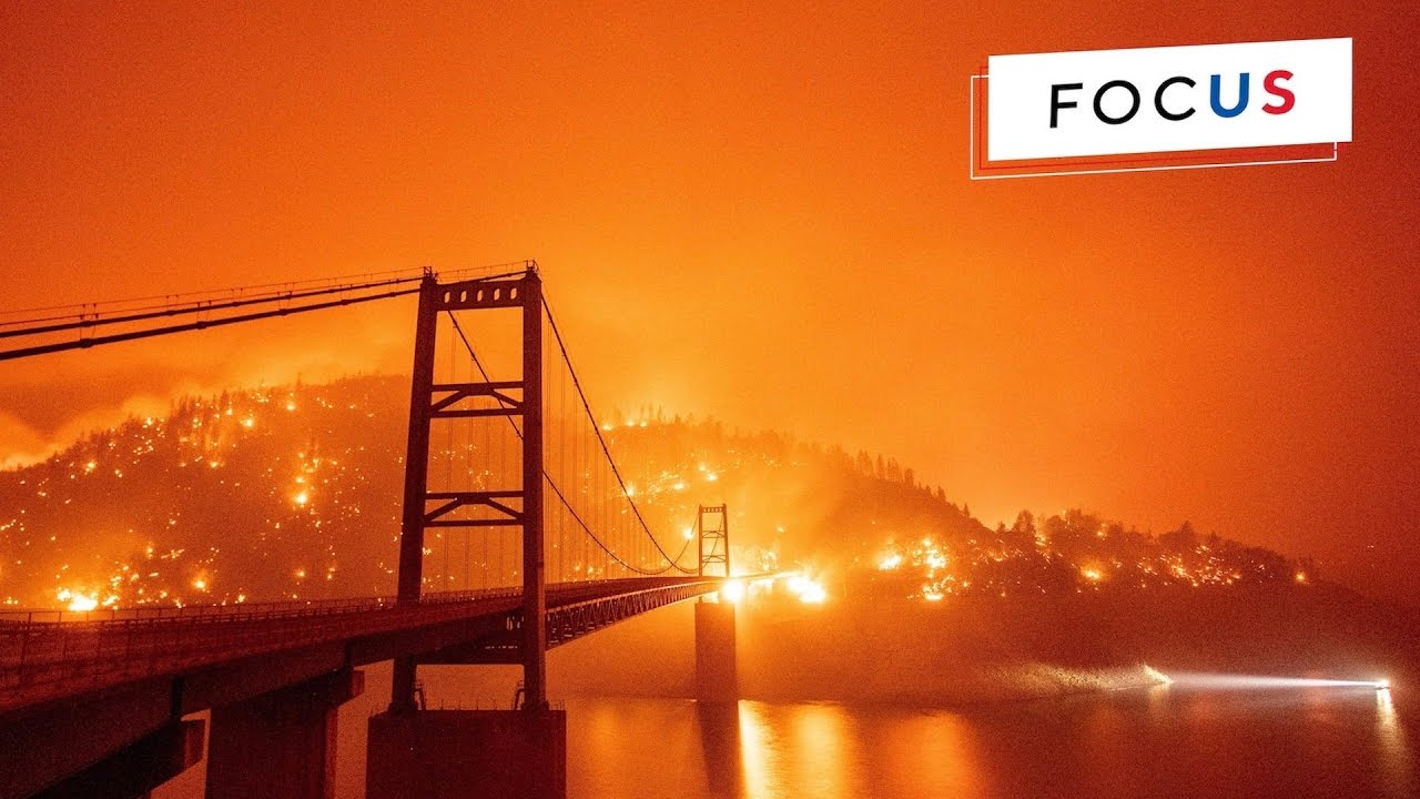 Pourquoi la Californie brûle-t-elle ? - FOCUS on California Wildfires