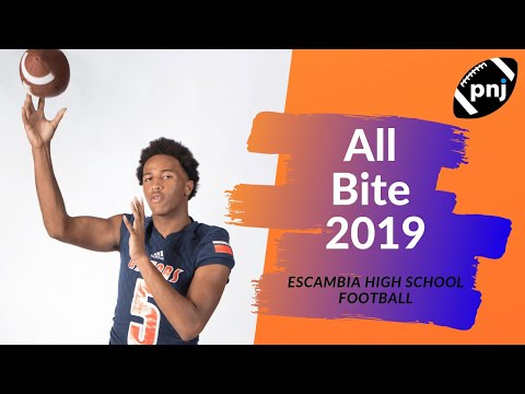 FOOTBALL IS HERE     Escambia High School football bites back