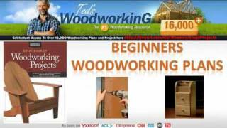 Great Woodworking Projects - Bookshelf Plans