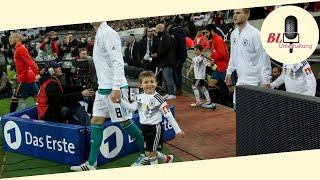 Toni Kroos: Die Freude, wenn dich Papa mit ins Stadion nimmt