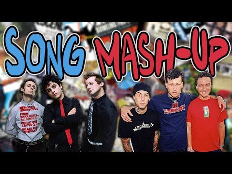 Playing Blink 182 Songs With Green Day's Melodies!