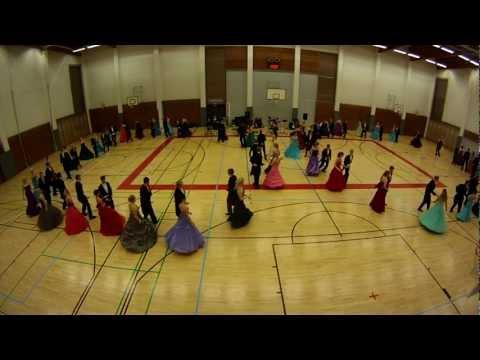 Matheus Orlandini - Finland - Kangasalan Wanhat 2012 (baile prom) HD