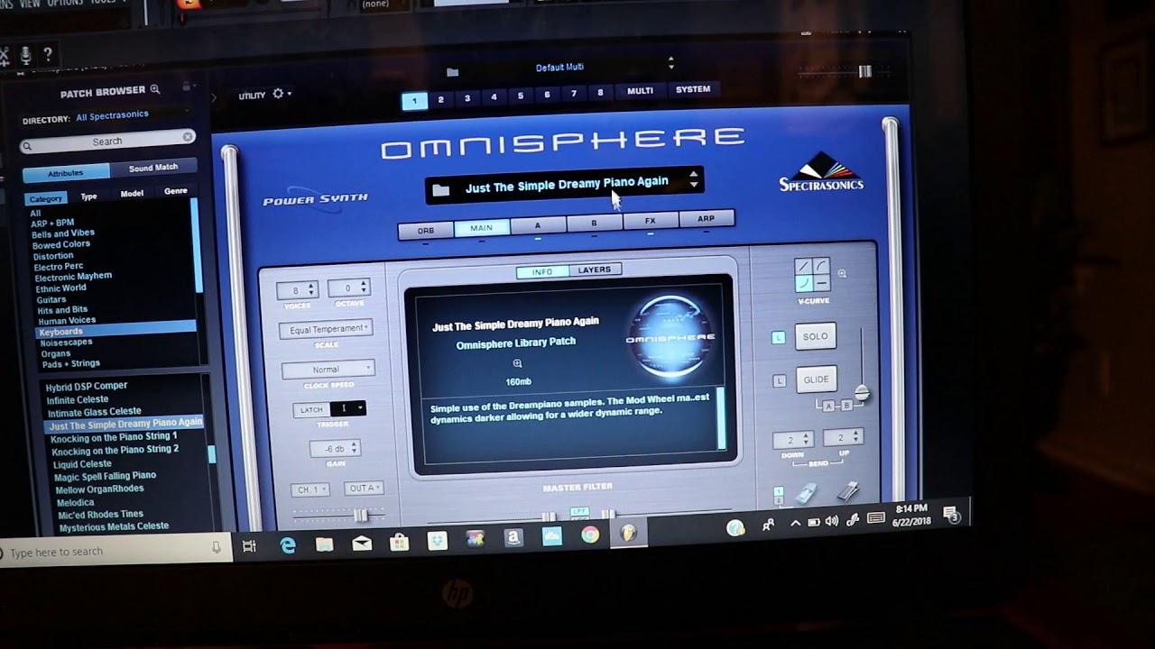 omnisphere vst size