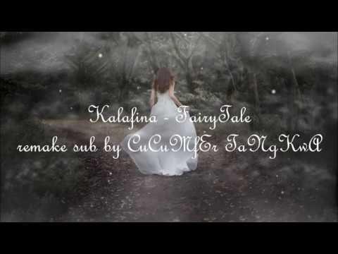 Kalafina - FairyTale | Lyrics + Romanji & English + Thai sub