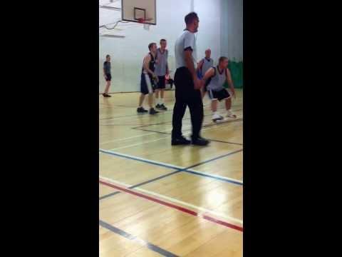 Basketball - Sheffield Storm and Ballin Again 1