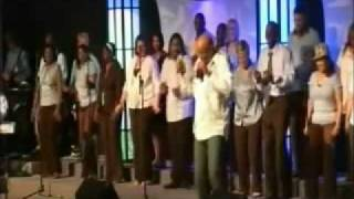 Oh What A Wonderful God by Dell Barkley & The Carolina Mass Choir