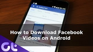 How to Download Facebook Videos on Android(In this video we will see 2 of the best ways to download and save Facebook Videos on Android for offline viewing. Unlike YouTube which allow the user to save ..., 2015-12-07T04:30:00.000Z)