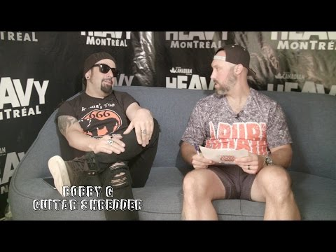 Volbeat Interview on Traffic Lights in Manhattan & the Cost of Fruit - My Hand Is Cold #007