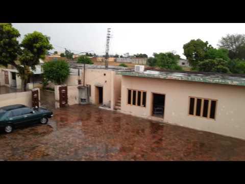 My village Peer Hali in Pakistan- Habib Malik