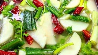 가을 동치미 맛있게 담그는법 김치요리 무요리 김치요리 …