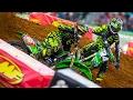 AMA Supercross: resultados e vídeos da sexta etapa em Arlington (TX)