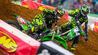 250SX Highlights: Arlington - Monster Energy Supercross 2017