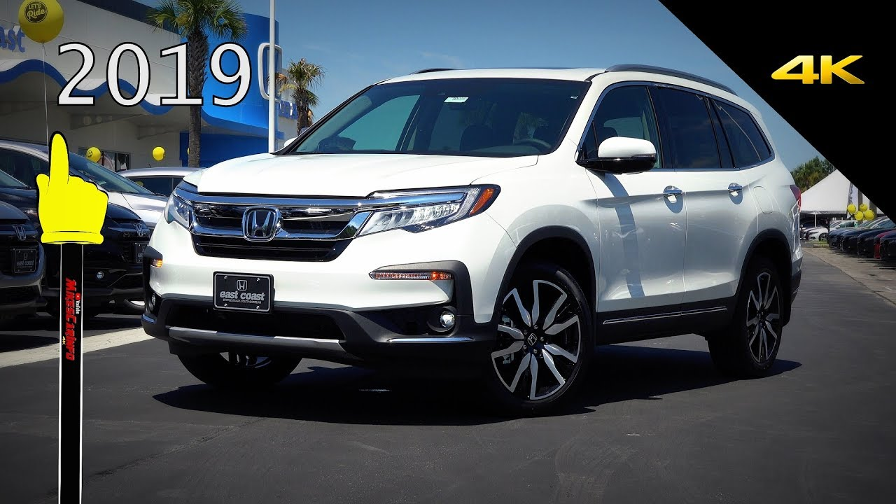 2019 Honda Pilot Touring Awd Ultimate In Depth Look In 4k
