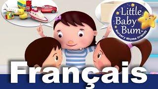 La chanson du rangement | Comptines | LittleBabyBum!