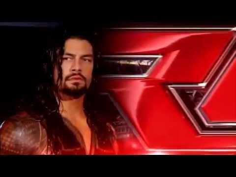 2015 WWE Custom RAW Intro