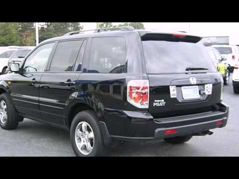 2008 Honda Pilot EXL wNavigation System  YouTube