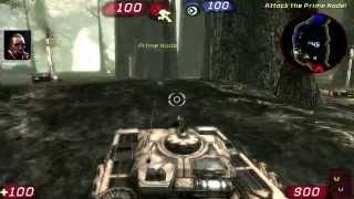"Unreal Tournament 3 Walkthrough ""Insane"" 1440p maxed graphics PART 10 - Serenity (Warfare)"