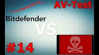 Bitdefender VS Petya {A-V Test #14}