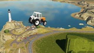 I Decided to Ruin The Game With Mods and This Happened - Farming Simulator 19