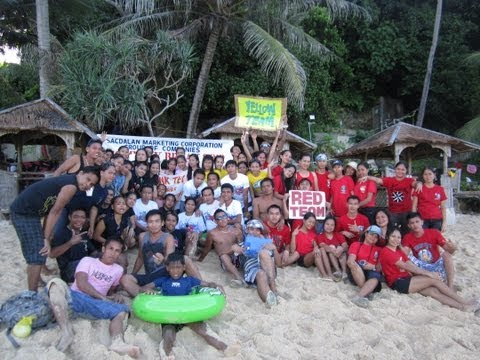 Company Break 2012 - Sacdalan Marketing Corporation