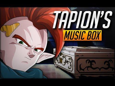 Tapion Original Music Box - Super High Quality