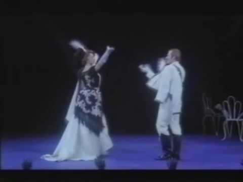 Lott/Allen - The Merry Widow (ROH '97) - Act II - Dialogue And Waltz