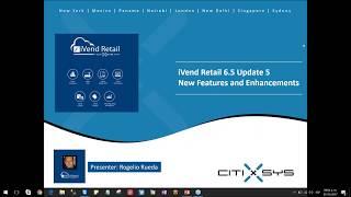 Ivend Retail Pos