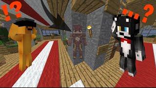 ¡ME ESCONDO EN UNA PARED! Minecraft Escondite